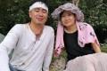 Zhu Yongbo and Li Ya were celebrating their 10th wedding anniversary at a hotel when the earthquake hit. Photo: Handout