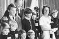 Tom Braden and family