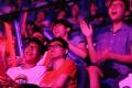 Spectators at the Hong Kong E-Sports & Music Festival at the Hong Kong Coliseum. Photos: Dickson Lee