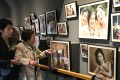 """Former Taiwanese """"comfort woman"""" Chen Lien Hua pictured at the museum in Taipei. Photo: Reuters"""