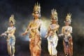 The Royal Ballet of Cambodia will perform Les Étoiles du Ballet at the Hong Kong Cultural Centre.