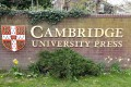 Cambridge University Press has reversed its decision to blocked articles online at the request. Photo: Handout