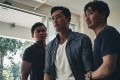 (From left) Tony Jaa, Louis Koo and Wu Yue in Paradox (category IIB; Cantonese, Thai, English, Putonghua), directed by Wilson Yip. The film also stars Wu Yue and Lam Ka-tung.