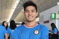 Hong Kong swimmer Kenneth To King-him. Photo: Chan Kin-wa
