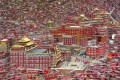 A deputy police chief has been named to oversee the running of the formerly independent Tibetan Buddhist academy of Larung Gar in Garze, Sichuan province. Photo: Alamy