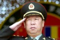 General Li Zuocheng has been appointed head of the Joint Staff Department of the Central Military Commission. Photo: Handout
