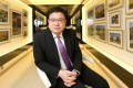 Greentown China's chief executive Cao Zhounan. Photo: Xiaomei Chen