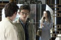 Callum Turner and Kate Beckinsale in a still from The Only Living Boy in New York (category IIB), directed by Marc Webb.