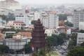 A general view of Phnom Penh, Cambodia. Photo: EPA