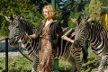 Jessica Chastain stars in The Zookeeper's Wife (category IIA, English, German), directed by Niki Caro.