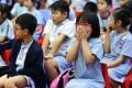 Pupils at Fong Yun Wah Primary School in Tin Shui Wai. Can Hong Kong's public education do more to give children a love of learning? Photo: Xiaomei Chen