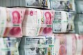 China's forex reserves stood at US$3.09 trillion by the end of August. Photo: Bloomberg