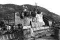 The I-58 submarine at Sasebo in 1946. Photo: National Archives