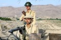 Pakistani soldiers in South Waziristan, on the border with Afghanistan. Photo: AFP
