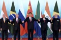 Economic uncertainties and geopolitical rifts have exposed weaknesses in the BRICS bloc. Photo: AP