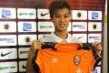 Hong Kong international Cheung Wai-ki has signed for Australia's Brisbane Roar. Photo: HKFA