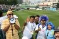 Hong Kong Sixes fans at the Kowloon Cricket Club. Photos: SCMP