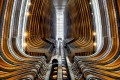The Atlanta Marriott Marquis, which was designed by the architectural firm, John Portman & Associates.