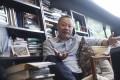 Benny Tai Yiu-ting at his office at the University of Hong Kong on Friday. Photo: Edward Wong