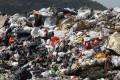 Rubbish piles up at the West New Territories Landfill in Nim Wan, Tuen Mun. Photo: Edward Wong