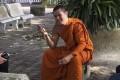 Buddhist monk Apichart Punnajanto. Photo: AP