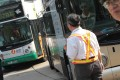 A survey last year showed 97 per cent of Hong Kong bus drivers polled worked overtime. Photo: David Wong