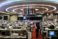 For the first nine months of this year, there were a total of 98 listings in the Hong Kong market to raise US$9.14 billion, down 52.2 per cent year on year. Photo: AFP