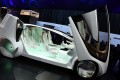 Toyota's Concept-i, an autonomous self-driving vehicle. It had been hoped that HERE Technologies would give Chinese companies a leg-up in the field of driverless technology. Photo: AFP