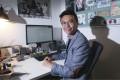 University lecturer Steve Chung Lok-wai is a diehard fan of Korean culture. Photo: K.Y. Cheng