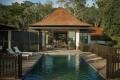 A pool at the Ritz-Carlton Langkawi.