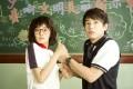 Xu Lu (left)and Peng Yuchang play music students in Our Shining Days (category IIA, Mandarin), directed by Wang Ran.
