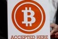 Hong Kong bitcoin exchange TideBit is seeing a growing number of new accounts from China as authorities there crack down on local exchanges. Photo: Reuters