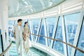 China is expected to see continuing rapid growth in the number of holidaymakers opting for luxury cruises. A photo showing the deck of a Princess Cruises vessel. Photo: Handout