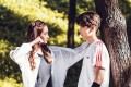 Guan Xiaotong and Luhan play romantic leads in Chinese TV series Sweet Combat. Photo: Cztv.com