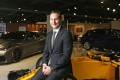 Dane Fisher, the general manager for global business transformation and brand at Infiniti. Photo: Xiaomei Chen
