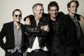 From left: Phil Small, Jimmy Barnes, Ian Moss and Don Walker of Cold Chisel.