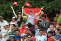 Big crowds are expected to return for the Hong Kong World Sixes this weekend. Photo: Jonathan Wong