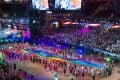 The opening ceremony of the 2014 Gay Games in Cleveland, Ohio. Hong Kong will find out on Monday if it will host the 2022 games. Photo: Alamy