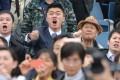 Race fans cheers ride their luck at Sha Tin. Photos: Kenneth Chan