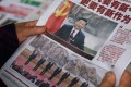 Beijing has tightened control over news since Xi Jinping took power in 2012. Photo: EPA