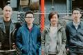 Catch Hong Kong band Fan Hung A at Clockenflap 2017.