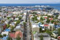 Iceland's capital, Reykjavik. House prices in the island nation have surged since a crash in 2009 and one major investor says there are more gains to come. Photo: Tim Pile