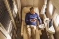 Emirates has one of the most impressive and luxurious first-class cabins.