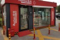 Auchan Minute, the unmanned convenience store launched by French retail giant Auchan. Photo: SCMP