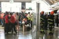The incident took place around Joo Koon station in the western part of the city state. Photo: Straits Times