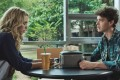 Jessica Rothe and Israel Broussard in Happy Death Day (category: IIB), directed by Christopher Landon. It also stars Ruby Modine.