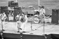 The Beatles play Shea Stadium in 1965. Photo: Corbis