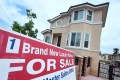 A property for sale in Monterey Park, California. The sales of new single-family US homes quickened for the second straight month in October 2017, rising to the highest level since the housing bubble, according to data released on November 27, 2017. Photo: AFP