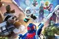 Artwork from Lego Marvel Superheroes 2.