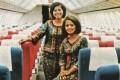 MSA flight attendants. Photo: Pinterest